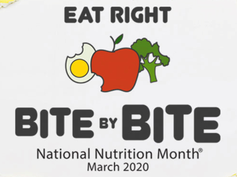 March 2020 National Nutrition Month