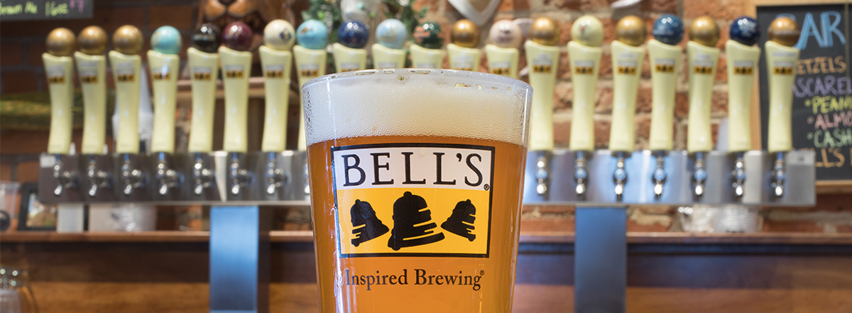 Bell's Pint Tap Lineup