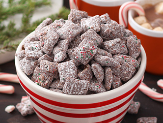 Candy Cane Muddy Buddies™