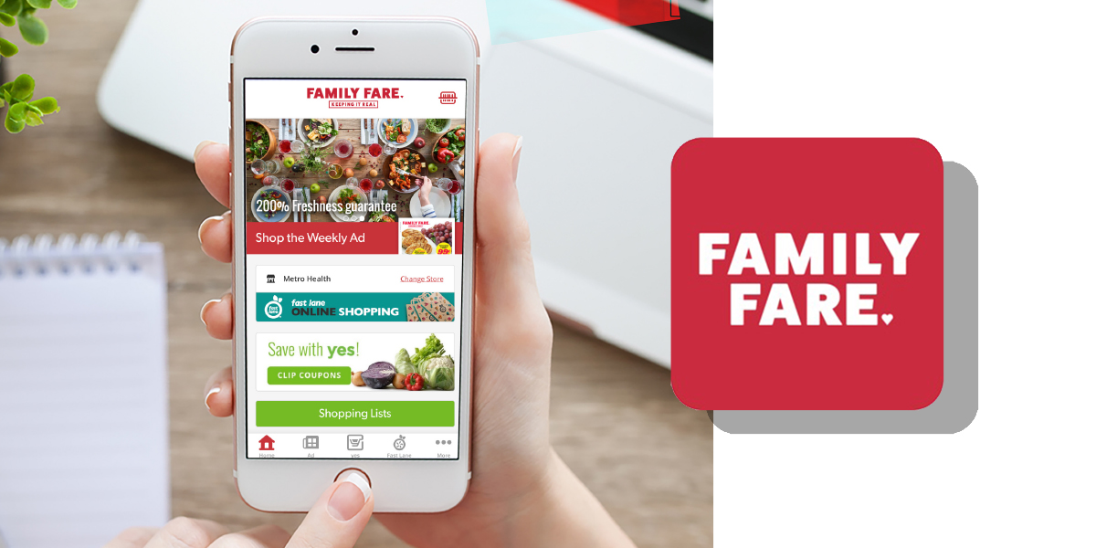 Family Fare Supermarket Mobile App