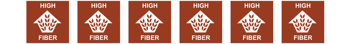 High Fiber Pathway Icons