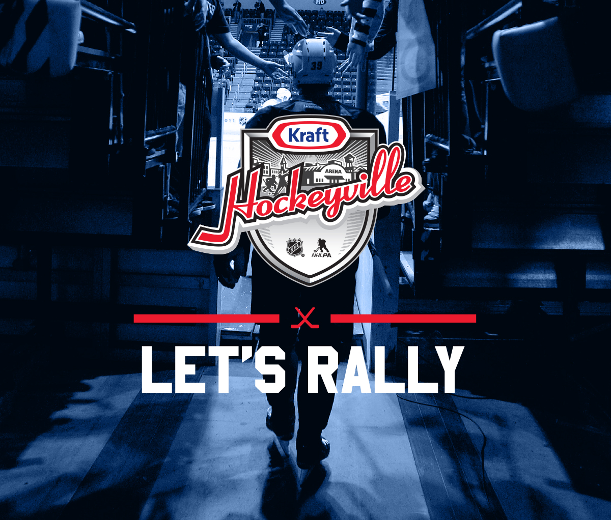 It's Kraft Hockeyville Time!  Let's Rally!