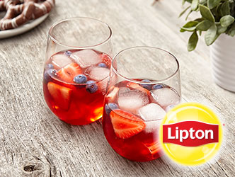 Lipton Berry Delicious beverage