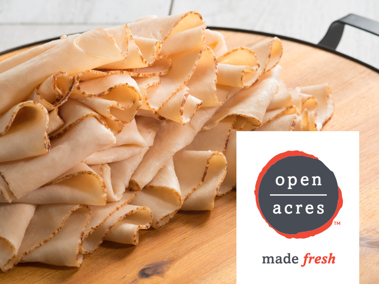 Oven Roasted Sliced Chicken from Open Acres