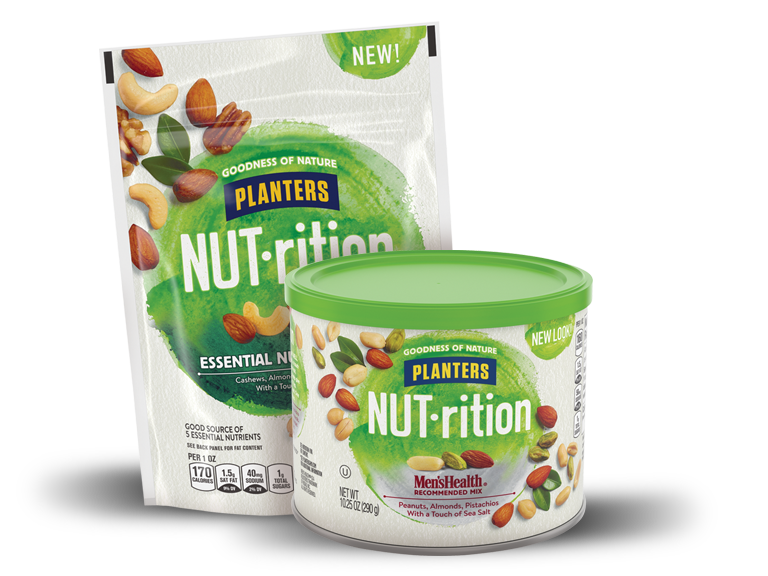 Planters NUTrition - Goodness of Nature