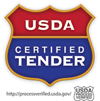 USDA Certified Tender Seal