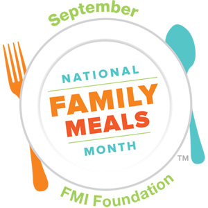 September is Family Meals Month!