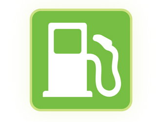 Gas savings and fuel discounts using the Family Fare Yes rewards card.
