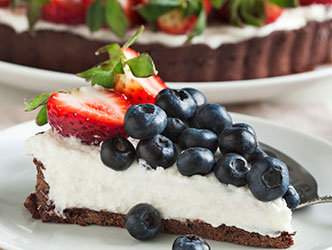 OREO Fruit Tart Recipe