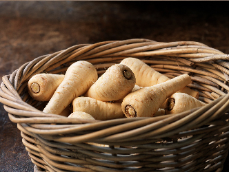 Fresh Parsnips are in season now!