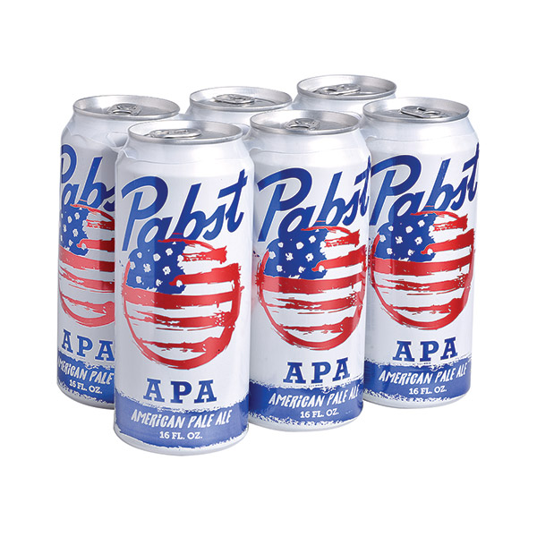 Pabst American Pale Ale 6pk cans
