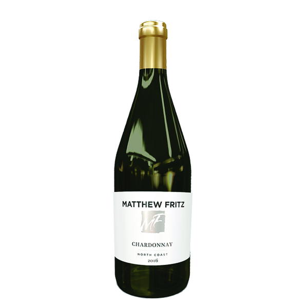 Matthew Fritz Chardonnay, North Coast