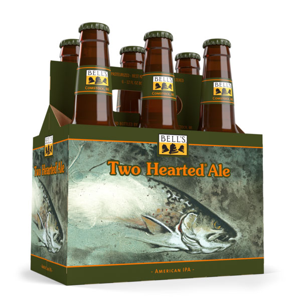 Bell's Two Hearted Ale 6pk btl
