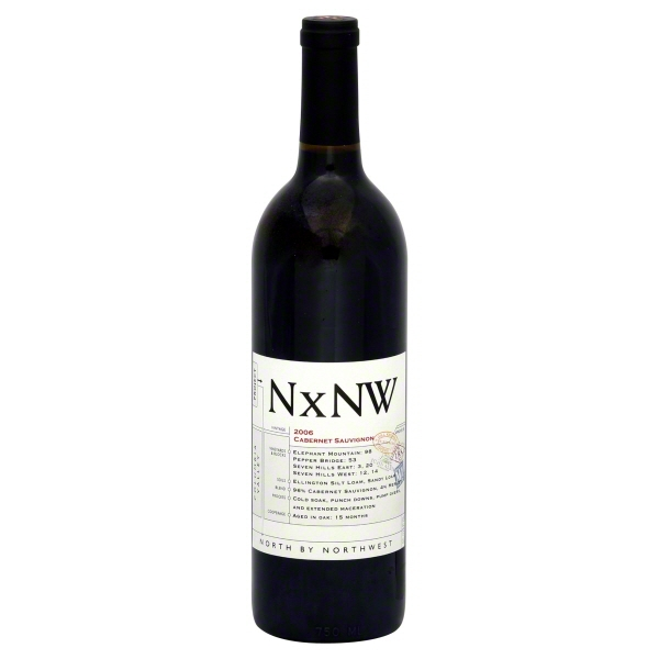 North by Northwest Cabernet Sauvignon, Columbia Valley