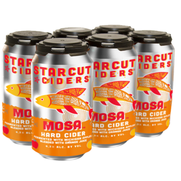 Starcut Mosaic 6pk can