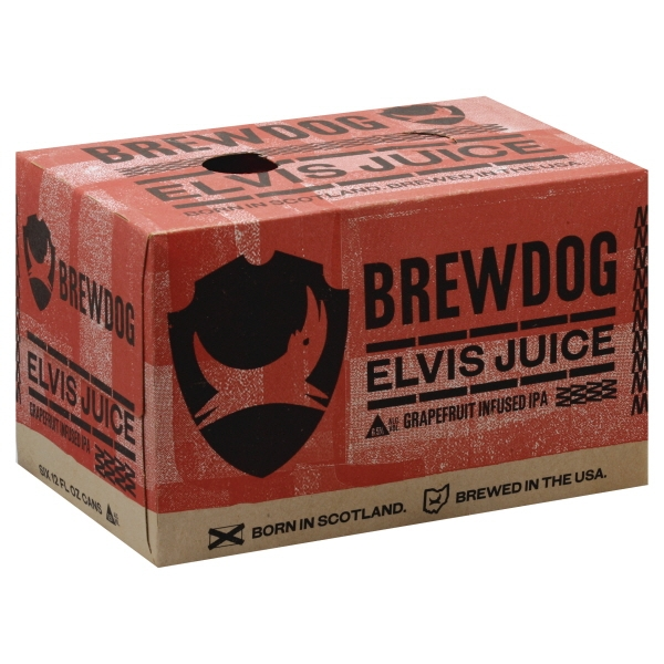 Brewdog Elvis Juice 6pk can