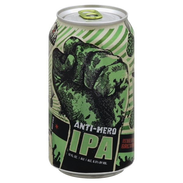 Revolution Anti Hero IPA 6pk can