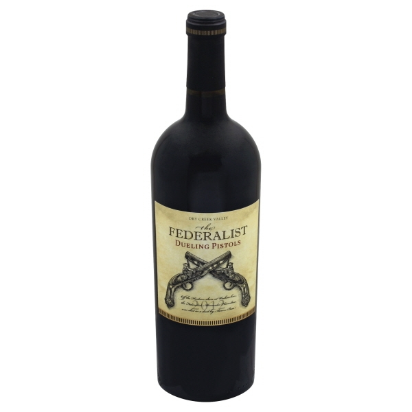 Federalist Dueling Pistols Red Blend Dry Creek Valley 2014