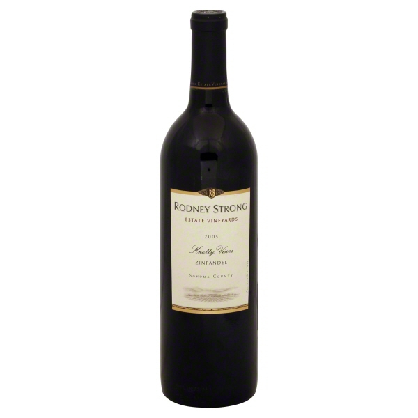 Rodney Strong Knotty Vine Zinfandel 2014
