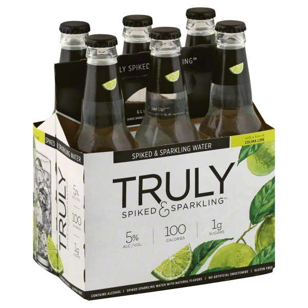 Truly Colima Lime 6pk can