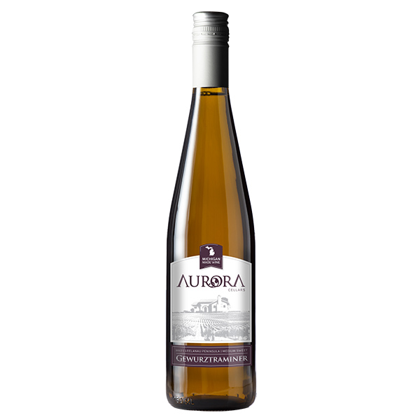 Aurora Cellars Medium-Sweet Gewurztraminer