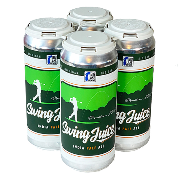 Big Lake Swing Juice 4pk can By The Case!