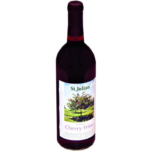 St Julian Cherry Wine